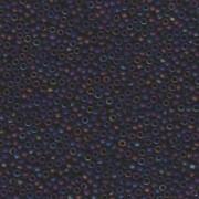 Miyuki Rocailles Perlen 2,2mm 2014 oder 9660-544 metallic matt rainbow Purple ca 10gr