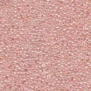 Miyuki Rocailles Perlen 2,2mm 0366 oder 9660-264 luster Rose ca 10gr
