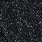 Miyuki Rocailles Perlen 2,2mm 0401 oder 9660-824 opaque Black ca 10gr