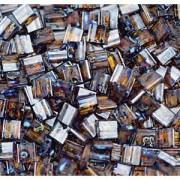 Miyuki Tila Picasso Perlen 5mm transparent dark Amber TL4502 ca 7,2gr