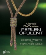 Perlenbuch von Mariva De Coster Perlen Opulent DEUTSCH