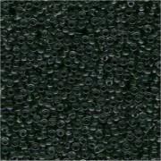 Miyuki Rocailles Perlen 2mm 0152 transparent Smokey Grey 12gr