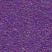Miyuki Rocailles Perlen 2mm 0352 fancy Plum Blue 12gr