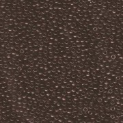 Miyuki Rocailles Perlen 1,5mm 0135 transparent Dark Brown ca 11gr