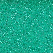 Miyuki Rocailles Perlen 1,5mm 0572 transparent silverlined Bright Aqua ca 11gr
