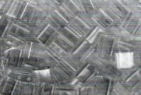 Miyuki Tila Perlen 5mm Crystal TL0131 7,2gr
