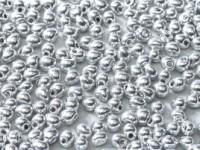 Miyuki Tropfen Perlen 3,4mm Czech Coating 55006 Crystal Full Labrador ca 10 gr