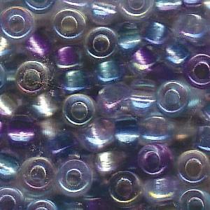 Miyuki Rocailles Perlen 4mm Mix08 Serenity ca 20 Gr.
