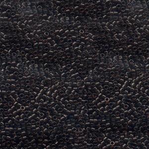Miyuki Delica Perlen 2,2mm DBM0715 transparent Taupe 7,2 Gr.