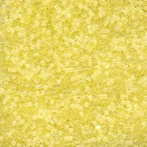 Miyuki Delica Perlen 1,6mm DB0823 Satin Yellow 5gr