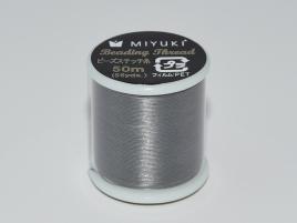 Miyuki Perlenfaden Earl Grey 50m