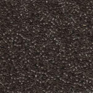 Miyuki Delica Perlen 1,6mm DB1417 transparent Taupe ca 5gr