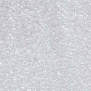Miyuki Rocailles Perlen 2mm 0131 transparent Clear 12gr